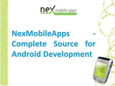 Complete Process of #AndroidApplicationDevelopment