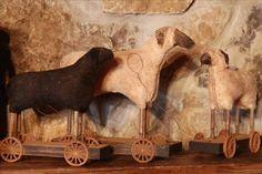 Handmade Folk Art - Arnetts