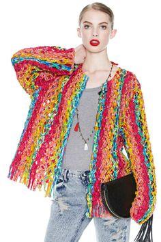 Take It or Weave It Jacket