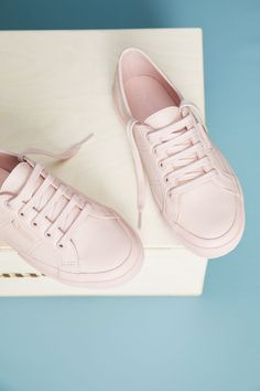 2f05a744a38 Slide View  5  Superga Low-Top Sneakers Light Pink Sneakers