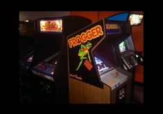 Frogger ~ Another favorite
