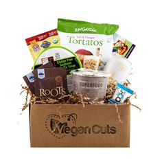 Pin for Later: Healthy Gifts That Keep on Giving: The Best Monthly Subscription Boxes Vegan Cuts