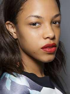The 8 Best Beauty Trends From NYFW: Runway Beauty: allure.com