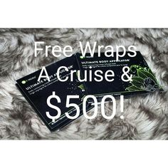 """WHAT?!?!😍 A FREE BOX!?! 🙌 That's $100 extra profit!💰 When you join my team by the end of Tomorrow you get a box of free wraps!  With both of the box's you get that's 💲2⃣0⃣0⃣! In your pocket!!!!!! 💣😍 Plus you get a $500 paycheck! In your first 90 Days! 😍 AND you get to go on a FREE cruise in November! 💓💓💓 ✉ DM me for questions✉ 📱Text """"free"""" to 905.706.6821📱 #cruise #free #job #momlife #boymom #momselfie #freestuff #opertunity #teamwork"""
