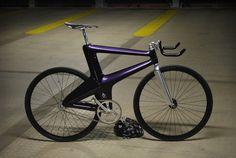 Radius carbon track bike - Pedal Room