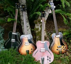 4 Rare Guitars: Musicraft Messengers