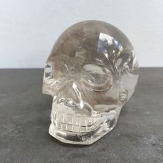 Lemurian Seed Crystal Skull -