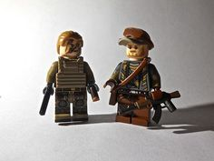 Lego custom minifigures!