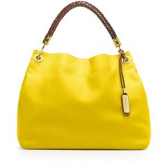 Women's Michael Kors Large Skorpios Tote ($895) ❤ liked on Polyvore