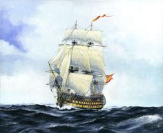 Spanish Armada's Collection (With Plans) Spanish Armada, Old Sailing Ships, Nautical Art, Navy Ships, Napoleonic Wars, Ship Art, Model Ships, Ancient Art, Sailboat