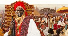 Askia The Great is also known as Muhammad Ture. He was a Soninke king of the Songhai Empire in the late 15th century. He strengthened his country and made it one of the largest in West Africa's history. He ran his country under policies that resulted in rapid expansion of trade with Asia and Europe,