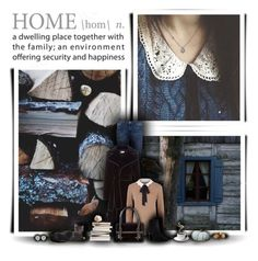"""""""No Place Like Home"""" by rachelegance ❤ liked on Polyvore featuring M.i.h Jeans, Isa Arfen, Claudie Pierlot, Charlotte Simone, Charles David, Tomas Maier, Elizabeth Kennedy, BackToSchool and denim"""