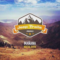 #JeepTrails a la vena! Ya tenemos la nueva ruta para seguir divirtiéndonos a lo grande! #jeep