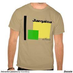 Jnicardor jamaica t-shirts