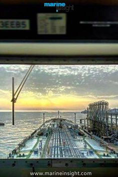 #lifeatsea #marineinsight #sea #ship #seafarer #maritime #seaman #sailor #sailing  Photograph by @capt_haitham