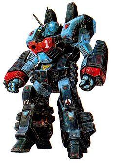 Macross, Armored Valkyrie, by takani yoshiyuki Robotech