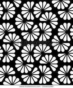 Find Vector Seamless Texture Modern Geometric Background stock images in HD and millions of other royalty-free stock photos, illustrations and vectors in the Shutterstock collection. Thousands of new, high-quality pictures added every day. Hand Painted Fabric, Stenciled Floor, Hexagon Tiles, Seamless Textures, Mosaic Designs, Black And White Design, Geometric Background, Abstract Flowers, Stock Foto