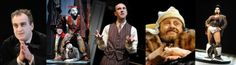"""Some great production shots from our hilarious production of Ben Jonson's """"Volpone""""!"""