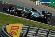 Crónica de los Libres 3: Rosberg lidera con los Red Bulls pisándole los talones  #F1 #HungarianGP
