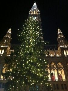 Vienna Christmas Markets Reviews Part One
