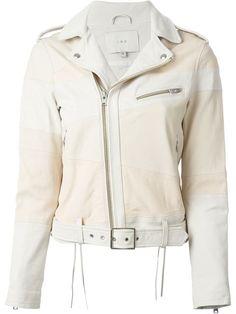 Iro 'witney' Biker Jacket - Penelope - Farfetch.com