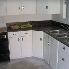 How To Clean Laminate Kitchen Cabinets Vinegar Dawn And