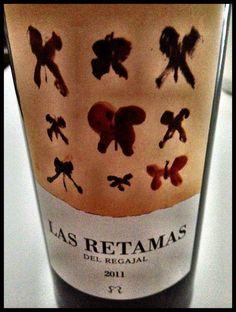 El Alma del Vino.: Viñas de El Regajal Las Retamas del Regajal 2011.