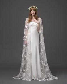 """Robe de mariée """"Altaïr"""" par Alberta Ferretti 2015"""