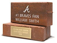 As our thank you for your team loyalty, all Turner Field legacy bricks will be honored and reinstated at the new Ballpark in Cobb County so your legacy can live on in Atlanta Braves baseball history!
