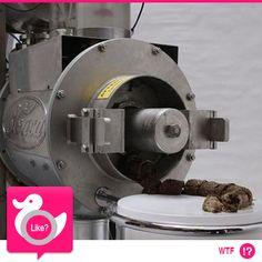 MERDA D'AUTORE... IN SERIE!  Esiste una macchinario che riproduce l'apparato digerente umano ed espelle vere e proprie feci, acquistabili sottovuoto ma parecchio costose. Interessanti le reazioni dei vari paesi in cui l'esperimento è stato mostrato, indovinate la reazione di noi Italiani...  http://www.stilearte.it/merda-dartista-in-serie-ecco-la-macchina-produci-escrementi-contesa-da-gallerie-e-collezionisti/