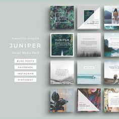 "Confira este projeto do @Behance: ""J U N I P E R Social Media Template"" https://www.behance.net/gallery/47281681/J-U-N-I-P-E-R-Social-Media-Template"