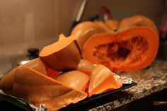 The Great Test Pumpkin for making our dairy-free dessert.