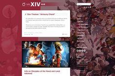 "Final Fantasy XIV: A Realm Reborn news? Check the new ""FFXIV Hub"": visit http://ffxivhub.tumblr.com! #FFXIV"