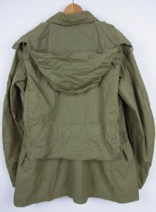 40's U.S.ARMY MOUNTAIN PARKA