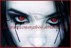 EvanescentAngel666 on deviantart.com A Portrait Of Tears