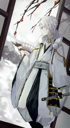 Tags: Anime, Pixiv Id Touken Ranbu, Tsurumaru Kuninaga Manga Anime, Anime Boys, Art Manga, Cute Anime Guys, Manga Boy, I Love Anime, Anime Art, Touken Ranbu, Anime Cosplay