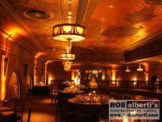 The Society Room Hartford CT Wedding Reception Lighting -  www.robalberti.com0 IMG_1186
