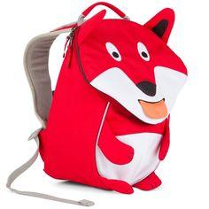 Ergonomischer Kindergarten Rucksack 1-3 Jahre Fuchs | greenstories