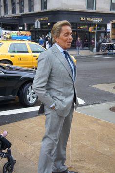 The Man himself...Mr. Valentino