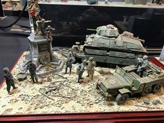 1/35 Diorama from Scale Model Challenge 2016
