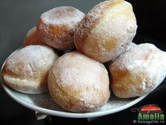 gogosi00 Bread Rolls, Macarons, Food Videos, Quiche, Tart, Sweets, Homemade, Baking, Loosing Weight