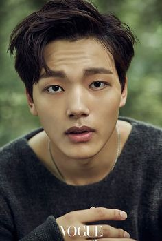 Yeo Jin Goo Spills His Charm In The September Pages Of Elle & Vogue