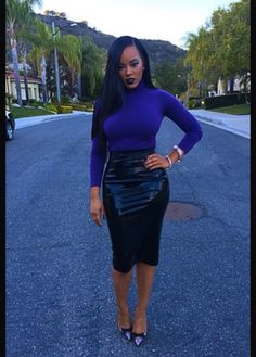 She kills it everytime... Malaysia Pargo