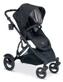 Britax B-Ready (~$400 on sale): A luxury, all-terrain stroller in single mode and a compact, easy to fold, easy to transport in double mode.