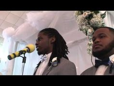 Bride breaks down into tears because..........