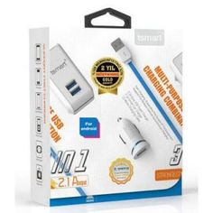 tsmart Micro USB Şarj Kablolu 3in1 Şarj Kiti , Android Cihazlar için   #telefon  #alışveriş #indirim #trendylodi  #telefonaksesuarları #aksesuar #teknoloji #android #ios