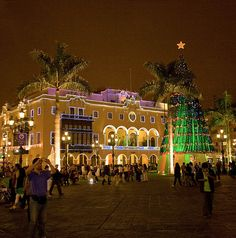 Lima, Christmas