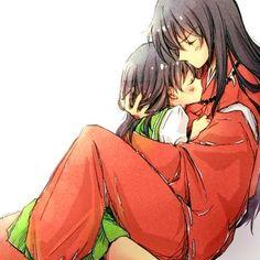 Inuyasha (Anime) - Kagome Higurashi & Inuyasha