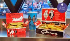 Superdawg Drive-In Deals in Chicago! A staple in this city!