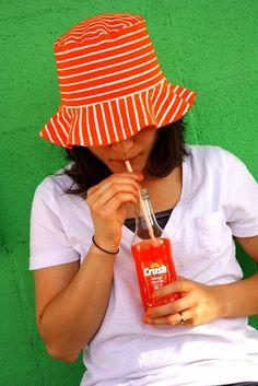 delia creates: Orange...Bucketfull of Sunshine